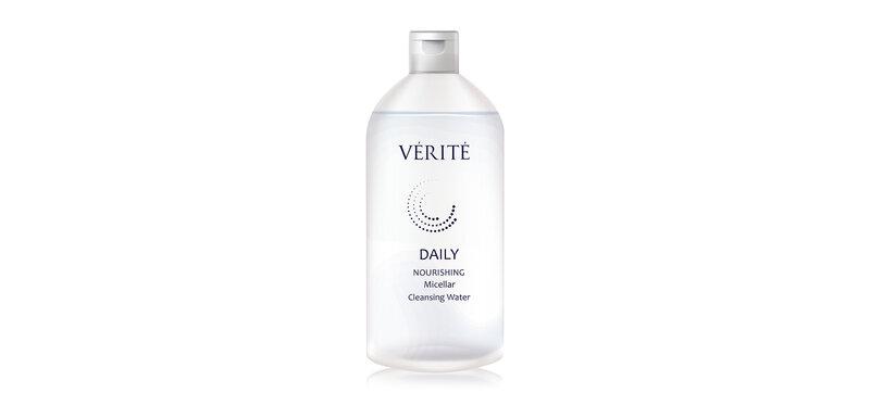 Verite Nourishing Micellar Cleansing Water 490ml