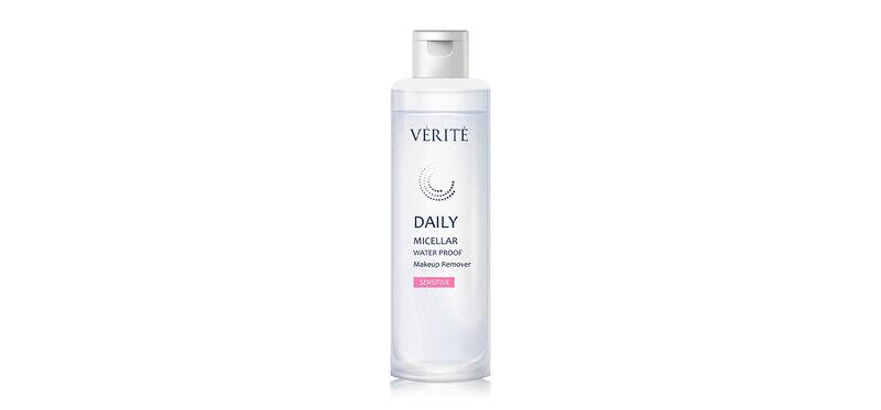 Verite Daily Micellar Waterproof Makeup Remover Sensitive 100ml ( สินค้าหมดอายุ : 2022.05 )