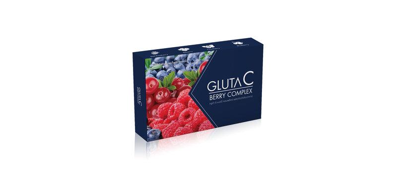 Verite Gluta C Berry Complex 20 Capsules