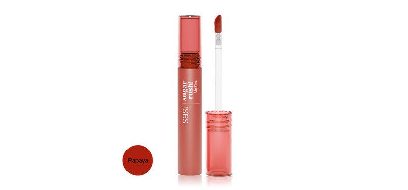 SASI Sugar Rush Lip Tint 3g #Papaya