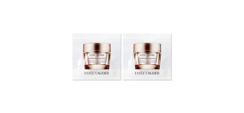 [แพ็คคู่] Estee Lauder Revitalizing Supreme Global Anti-Aging Power Soft Crème [1.5ml x 2pcs]