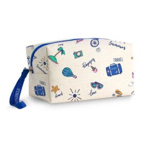 ฟรี! Sparkle Beauty Bag [SKZ008] (1 ชิ้น / 1 ออเดอร์) เมื่อช้อปสินค้า Sparkle ครบ 599.- (จำกัด 100 ออเดอร์)