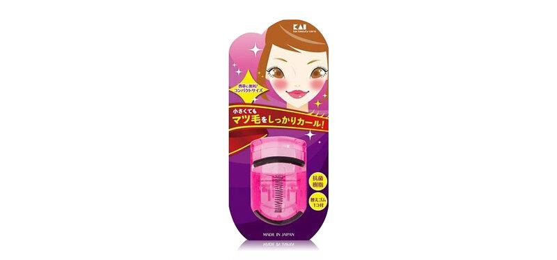 Kai PC Eyelash Curler Pink