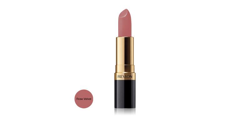 REVLON Super Lustrous Lipstick Creme 4.2g #Rose Velvet