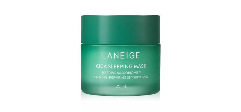 Laneige Cica Sleeping Microbiome Mask 25ml