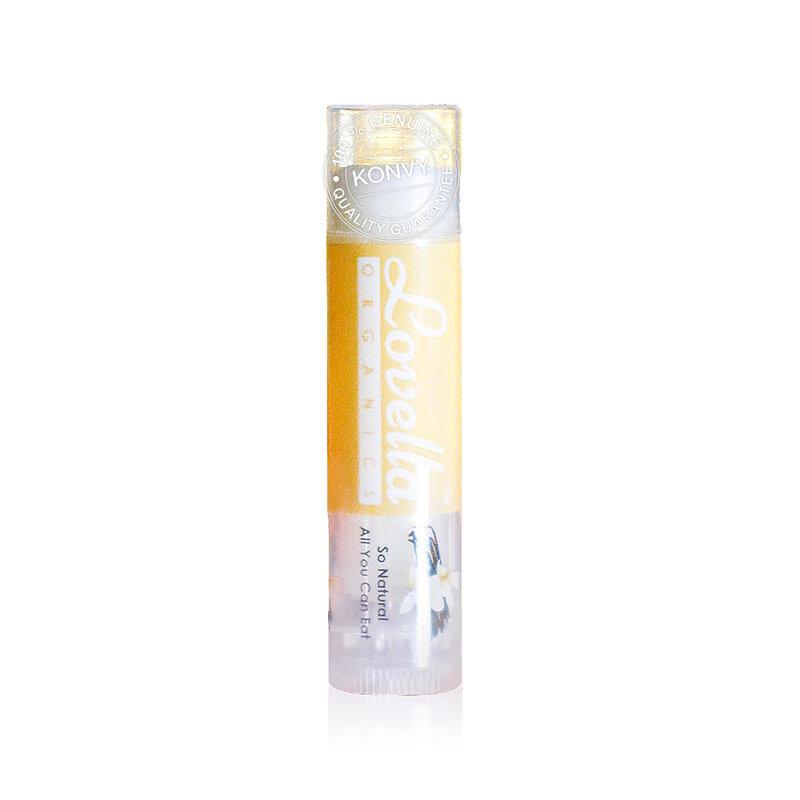 Lovella Organics Vanilla Cookie Lip Treatment 5g