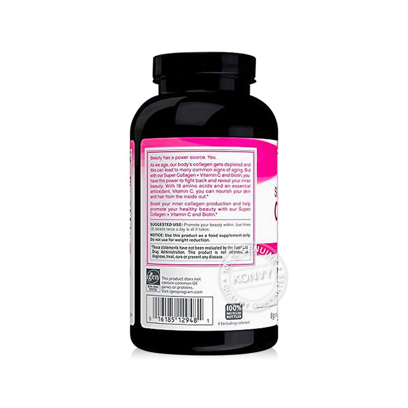 Neocell Super Collagen + C 6000mg with biotin 360tablets