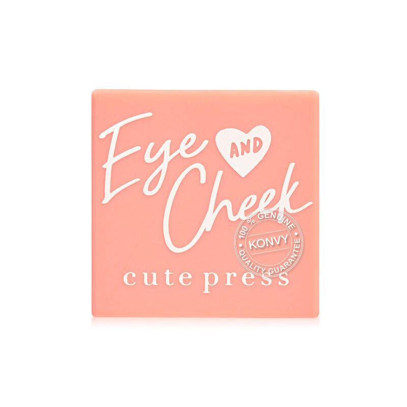 Cute Press Eye & Cheek Palette #01