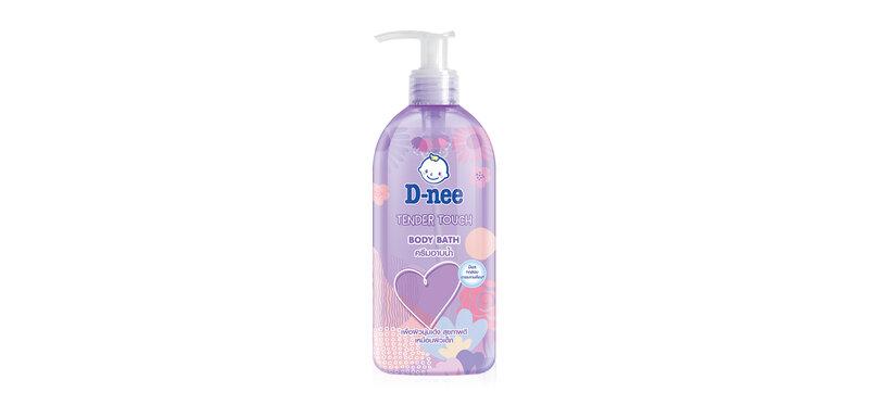 D-nee Tender Touch Body Bath 450ml
