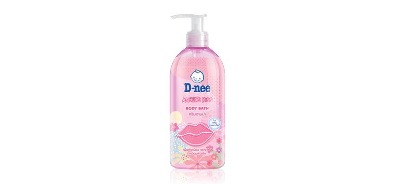 D-nee Angel's Kiss Body Bath 450ml