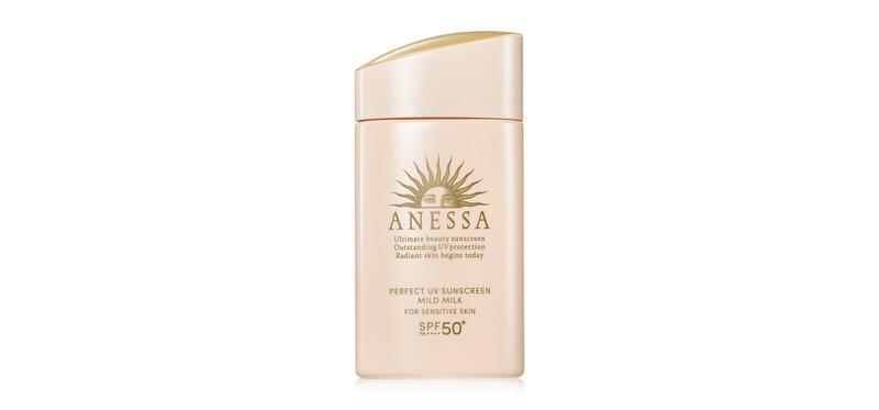 Anessa Perfect UV Sunscreen Mild Milk N SPF50 60ml