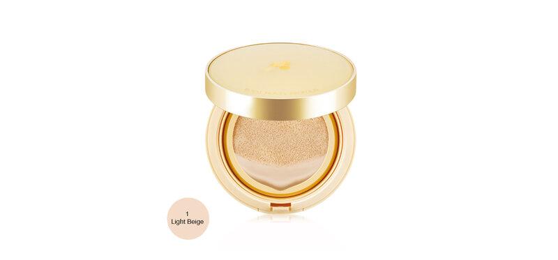Skinfood Royal Honey Propolis Essence Cushion SPF45 PA++ 15g #1 Light Beige