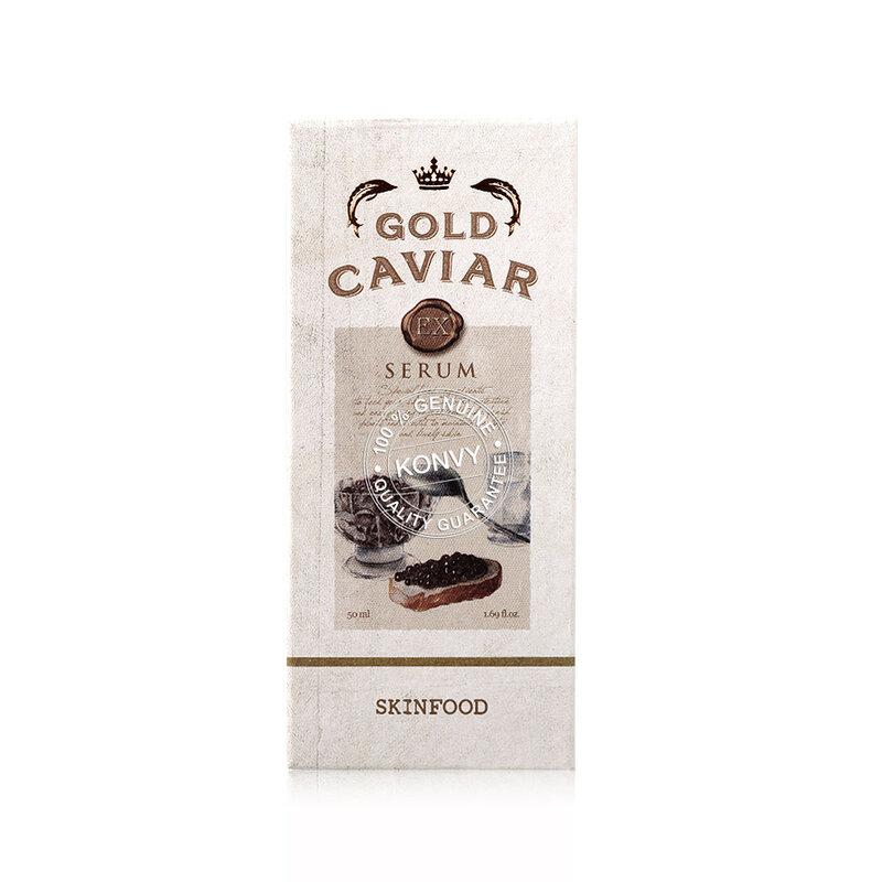 Skinfood Gold Caviar EX Serum 50ml