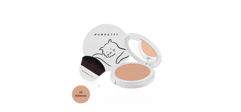 Purretty Pure Powder SPF15/PA+++ 10g #02 Kittenme