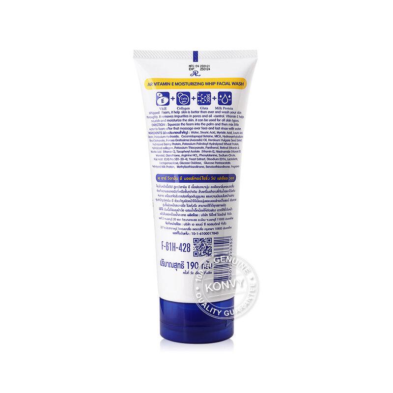 AR Vitamin E Moisturizing Whip Facial Wash 190g