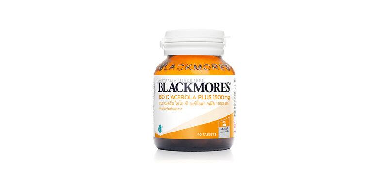 Blackmores Bio C Acerola Plus 1500mg 40 Tablets