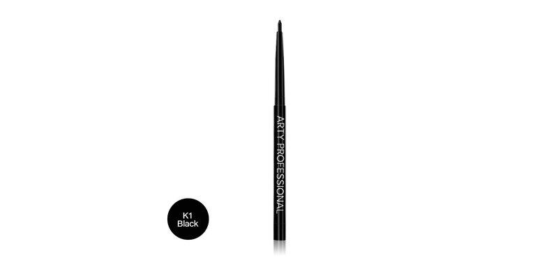 Arty Professional Eye Pencil Waterproof #K1 Black