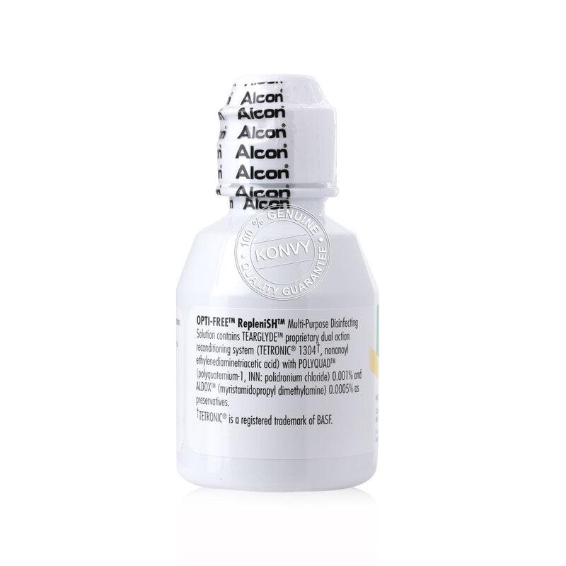 OPTI-FREE Replenish 60ml