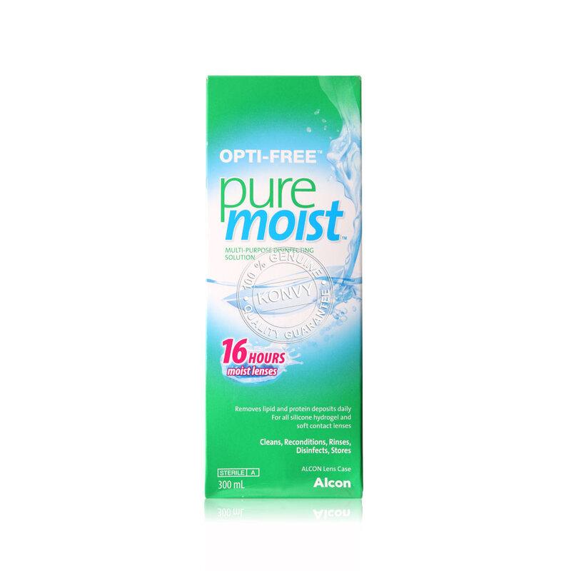 OPTI-FREE Puremoist Sol 300ml