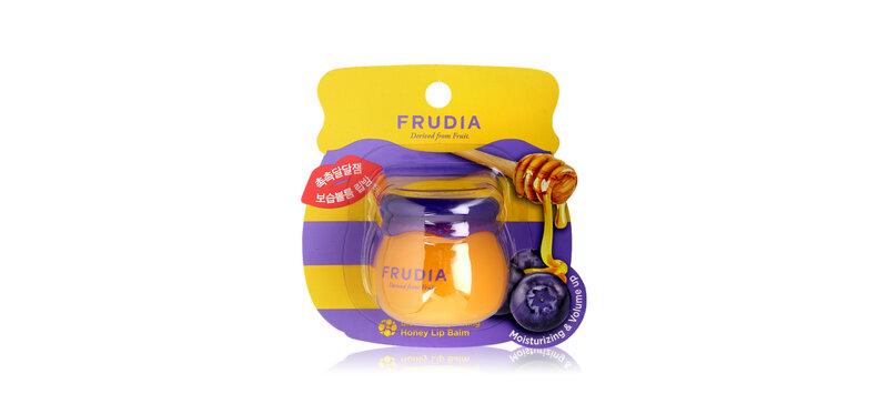Frudia Blueberry Hydrating Honey Lip Balm Moisturizing & Volume up 10ml