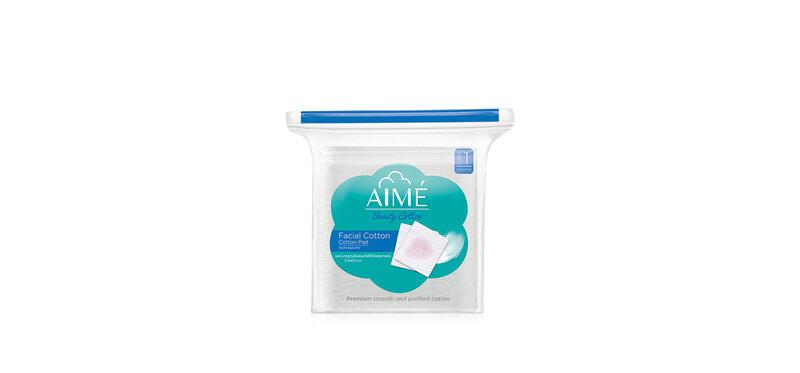 Aime Facial Cotton Pad 40g