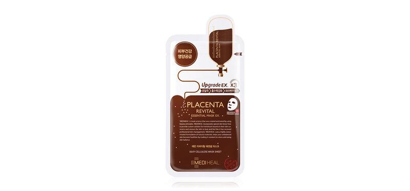 Mediheal Placenta Revital Essential Mask EX 24ml