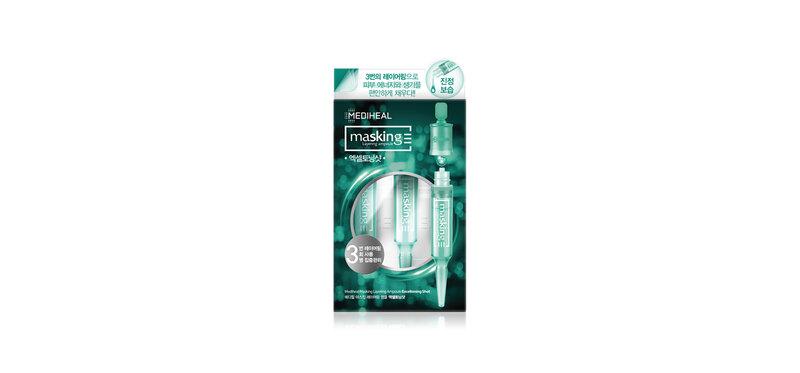 Mediheal Masking Layering Ampoule EXceltoning Shot [4ml x 3pcs]