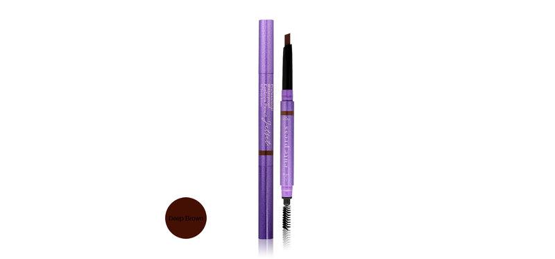 Cute Press Jet Set Professional Eyebrow Pencil Waterproof 0.22g #Deep Brown