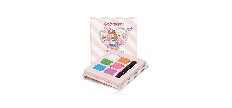Godmami Mild First Eyeshadow Palette #Fantasy