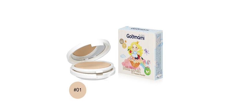 Godmami My Mild First Pressed Powder 10g #01