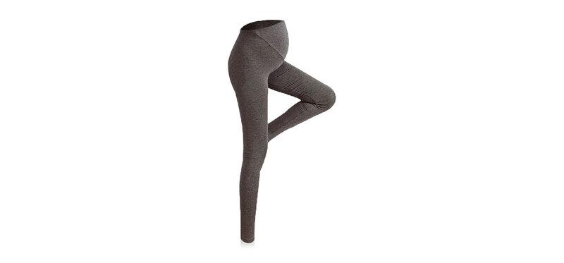 Mama's Choice Active-wear Maternity Legging #Grey