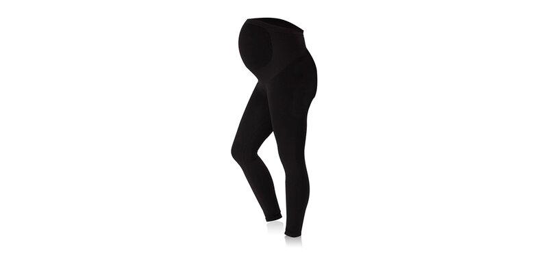 Mama's Choice Active-wear Maternity Legging #Black