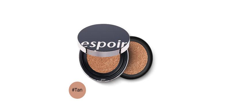 Espoir Pro Tailor Be Silk Cushion SPF42/PA++ with Refill [13ml x 2pcs] #Tan