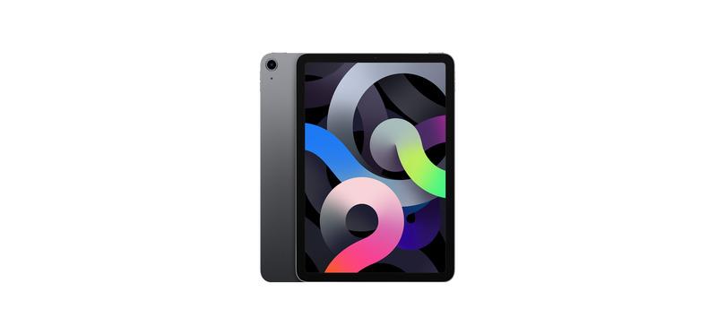 [มีของพร้อมส่ง] iPad Air 4 (2020) Space Grey 64GB Wi-Fi