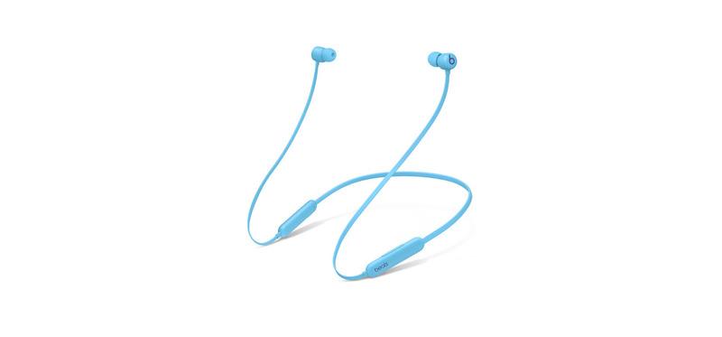 [พร้อมส่งบางสี] หูฟัง Beats Flex Wireless Earphones Flame Blue
