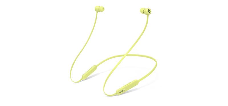 [พร้อมส่งบางสี] หูฟัง Beats Flex Wireless Earphones Yuzu Yellow