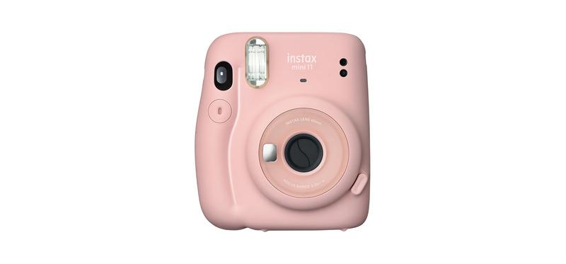 ⚡ พร้อมส่ง ⚡ กล้อง Fujifilm Instax Mini 11 Blush Pink