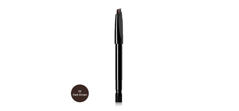 Eglips Natural Auto Eyebrow Refill 0.3g #02 Dark Brown