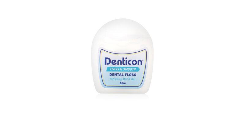 Denticon Dental Floss n Smooth 50m