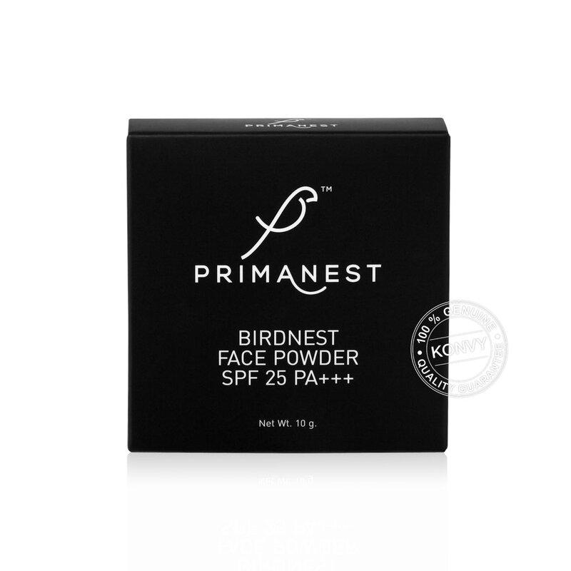 PRIMANEST Birdnest Face Powder SPF25/PA+++10g #02 Natural Beige