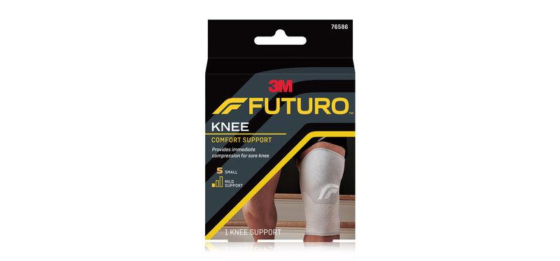 3M Futuro Comfort Knee Support Size S