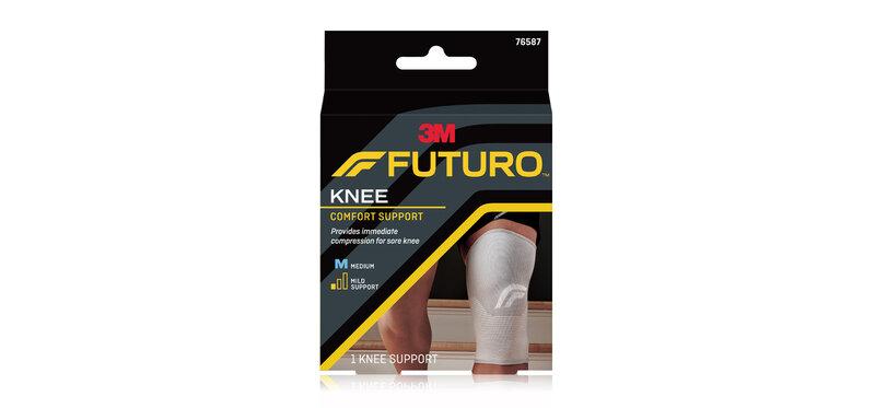 3M Futuro Comfort Knee Support Size M