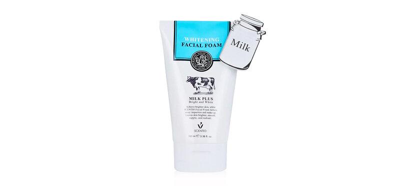 Beauty Buffet Scentio Milk Plus Whitening Q10 Facial Foam 100ml