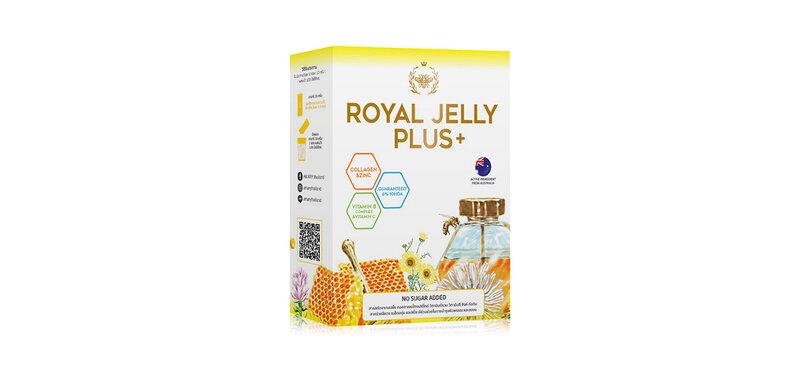 AMARY Royal Jelly Plus [10g x 10 Sachets]