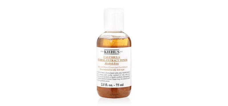 Kiehl's Calendula Herbal Extract Toner Alcohol-Free 75ml