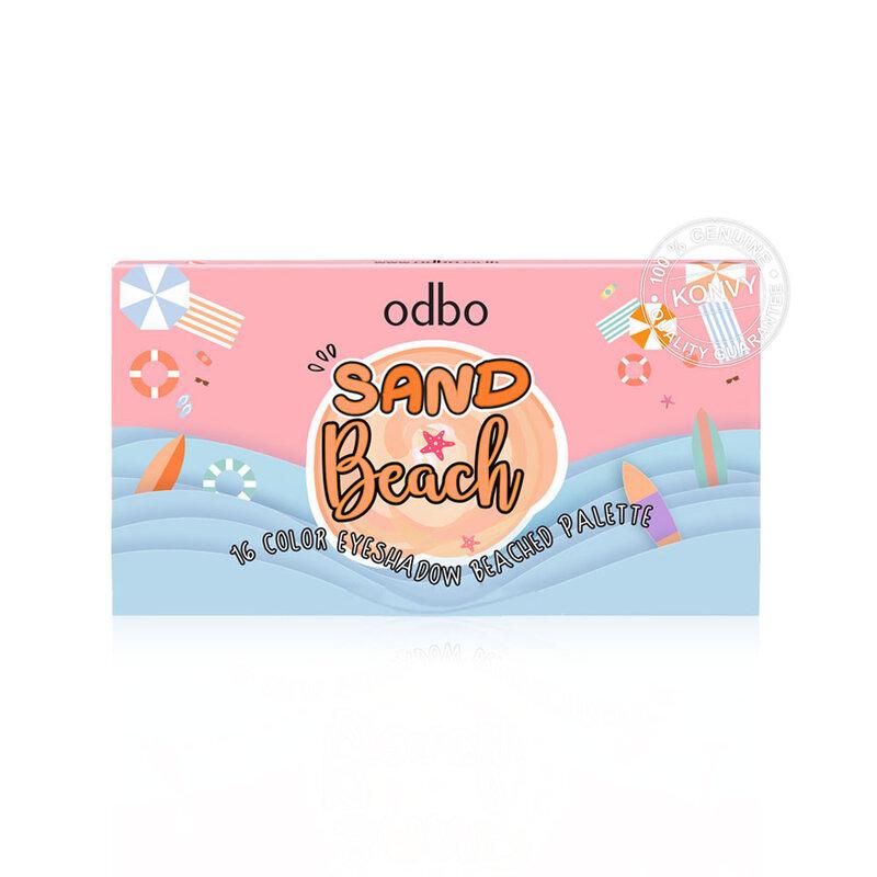 ODBO Sandbeach Eyeshadow Palette 17.6g #OD256-02
