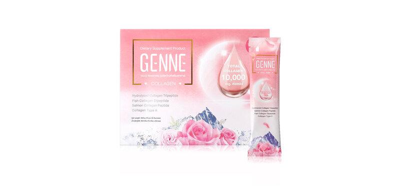 Genne Supplement Genne Collagen 30 Sachets