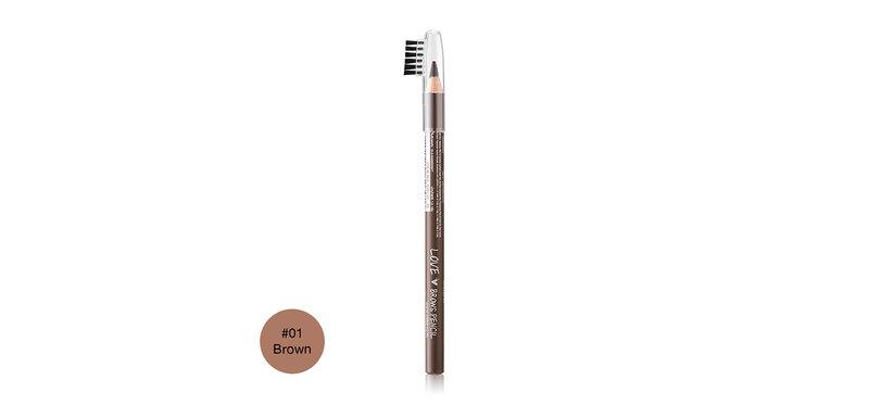 ODBO Love Brows Pencil 1.3g #OD737-01 Brown