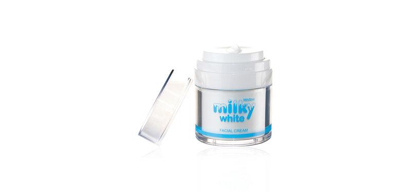 Mistine Milky White Facial Cream 50ml