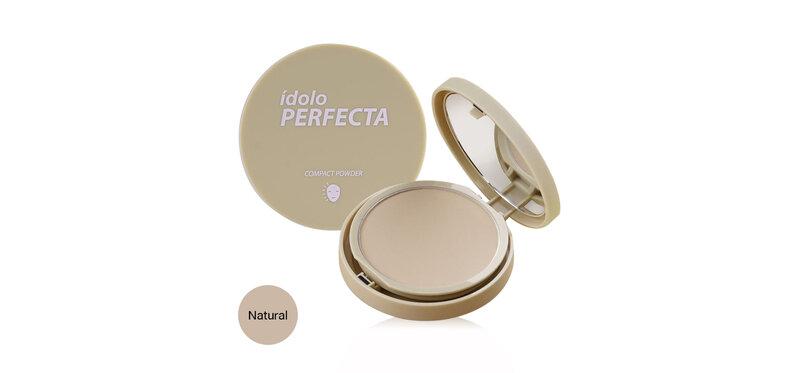 IDOLO Perfecta Compact Powder 9g #Natural